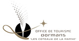 Logo office du tourisme Dormans